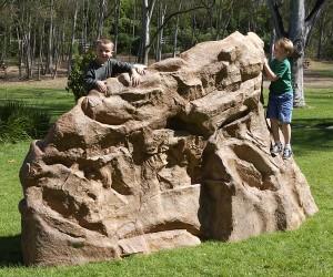 Playground Boulders Nicros