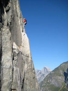 East Buttress of El Cap. Photo courtesy: Eric McCallister.